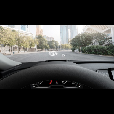 Honda Accord Head Up Display (HUD):Tecnologia para você dirigir tranquilo! O visor Head Up Display (HUD) exibe as principais informações do veículo (km, consumo, distância etc.) para você não tirar os olhos da pista.